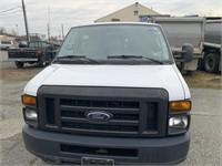 2009 Ford E150 Cargo Van