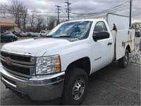 Auto Truck and Equipment Online Public Auction 1/31