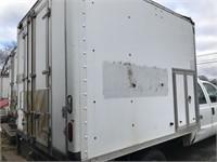 2008 Ford F350 Box Truck