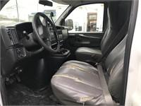 2006 Chevy 2500 Cargo Van