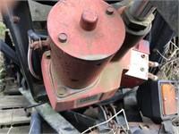2003 Ford F250 4x4 plow truck