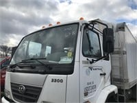 2010 UD 3300 Refrigerated Truck