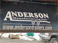 2013 Anderson 50' Ramp Trailer