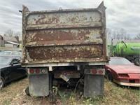 Mack DM Triaxle Dump (Not Running)