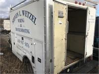2001 Ford E350 Box Truck (Bad Trans)