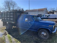 1986 Ford F350 Stakebody