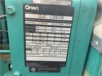 Onan 15.0 Generator