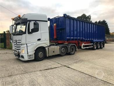 2018 MERCEDES-BENZ ANTOS 2545 at TruckLocator.ie
