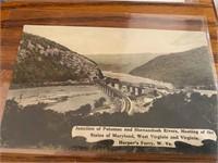Huge Lot of Harpers Ferry Postcards