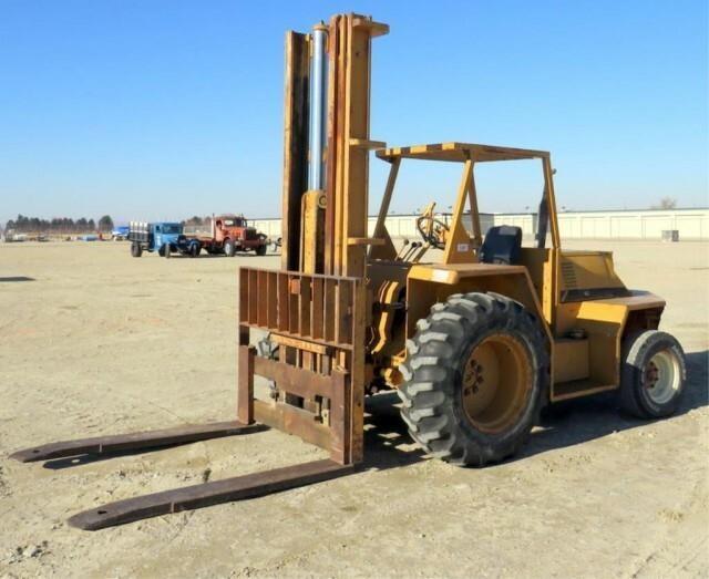 J-359 Sellick 8000 Forklift