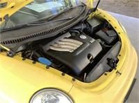 2002 Volkswagen Beetle SDN