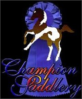 CHAMPION SADDLERY'S ONLINE SADDLE AND TACK AUCTION #30