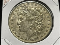 Silver Leaf Coin Co Auction Event