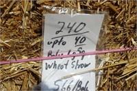 Hay, Bedding, Firewood #2 (1/13/2021)