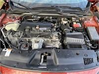 2019 Honda Civic 4 Door Sedan 2.0 Liter Automatic