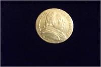 Online Amark Auction --Gold & Silver Coins --ending 1/17/21