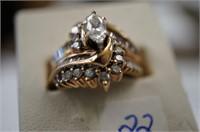 Lady's 52-Diamond Ring