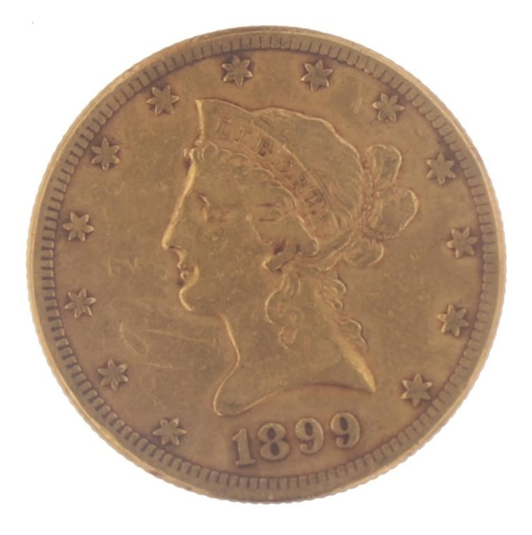 January 20th 2021 - Fine Jewelry & Coin Auction