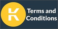 Don't forget to read the Terms and Conditions!