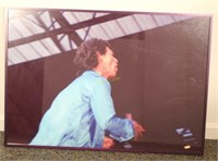 1999 Wembly Stadium Framed Personal Photograph