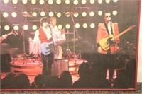 1984 Vintage Pretenders Poster