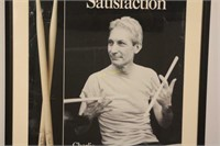 Charlie Watts and Signature Drumsticks and More