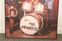 Autographed The Monkees Poster