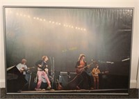 1972 and 1973 Original Poster of Rolling Stones