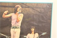 1969 Vintage Poster from Hyde Park
