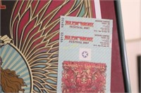 Isle of Wight Festival Concert Poster