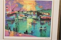 Art Picot Jean Claude Poster