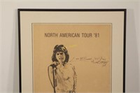 North American Rolling Stones 1981 Tour
