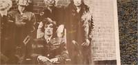 1966 Rolling Stones in Drag by Jerry Schatzberg