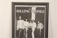 1969 Original Poster of Oakland Coliseum