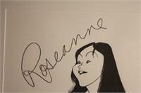 Hirschfeld Limited Edition Roseanne Show
