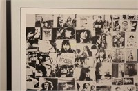 Rolling Stones Limited Edition Album Art Poster