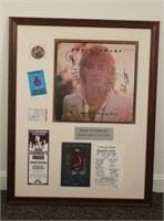 Rod Stewart Album + Carmine Appice & Fred Tackett