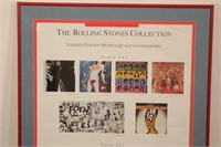 Rolling Stones Limited Edition Lithograph