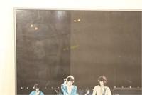 Vintage Rolling Stones Tour Poster