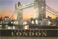 Tower Bridge London England Poster