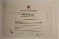 Rolling Stones Limited Edition Lips