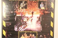 Rolling Stones 1999 No Security Tour Poster