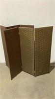 (4) Folding Divider Walls