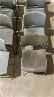 (23) Assorted Rolling Chairs