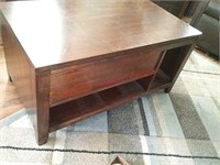 Coffee table 36 x 20 x 18, end table 24 x 14 x 24