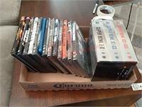 Super bowl & other dvds