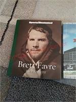 Brett Favre & yankees books