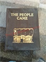 The people came Osborne County Kansas book