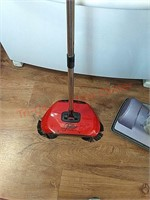 Fuller floor sweeper
