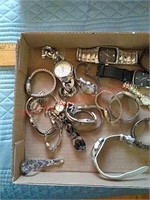 Flat of watches